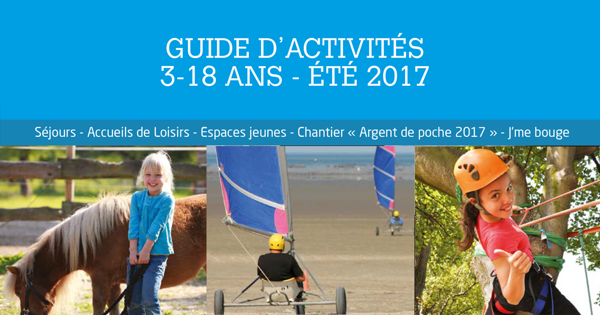 guide activite coevrons